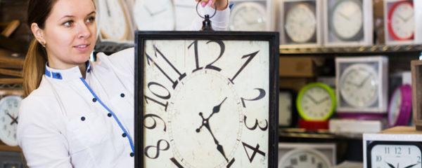 Horloge murale originale